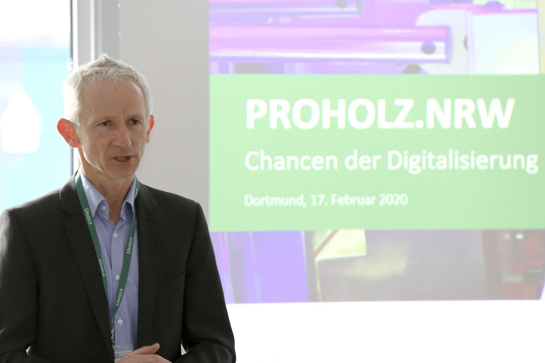 Chancen der Digitalisierung - Workshop ProHolz.NRW